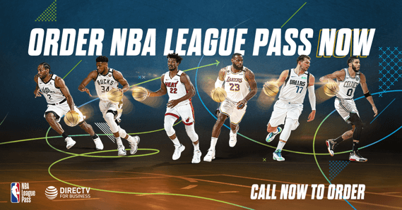 advertisment for the 2021 nba leage pass