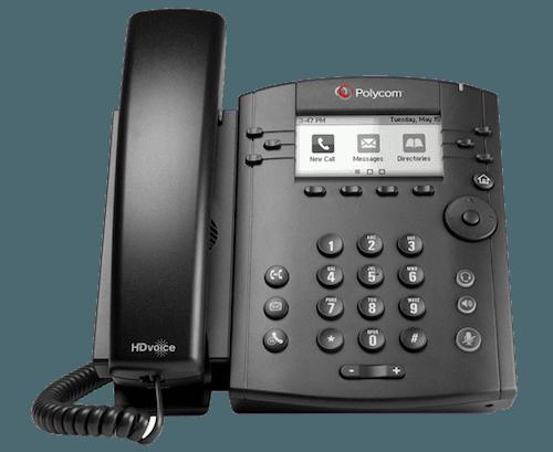 Polycom VVX311 Phone