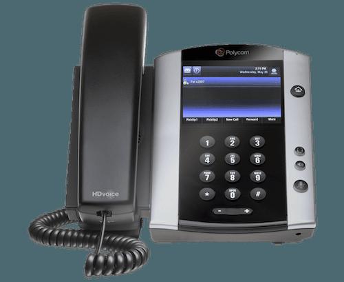 Polycom VVX501 VVX601 Phone