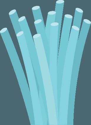 fiber illustration