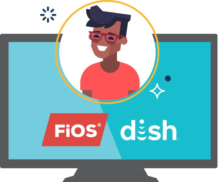Frontier TV | FiOS & DISH TV Packages | Get Frontier Cable TV
