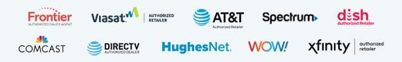 Logos of brand partners