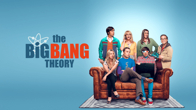 TV show image for The Big Bang Theory