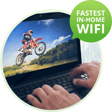 Fastest In-home Wifi