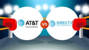 AT&T U-verse vs. DIRECTV