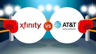 Xfinity vs. AT&T