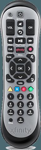 Xfinity X1 Remote