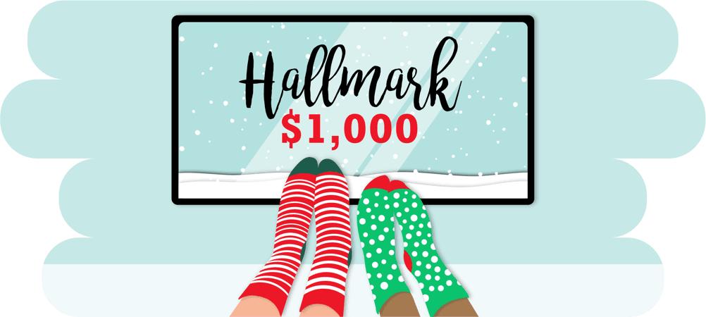 Hallmark $1000