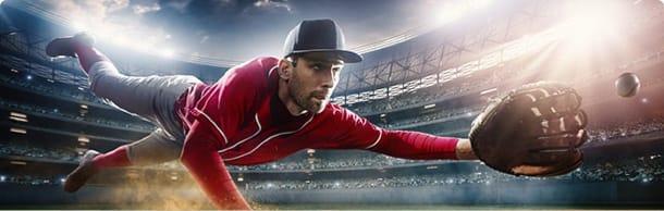 Eye catching baseball.