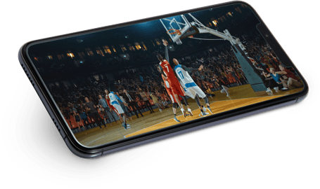 Watch basketball anywhere