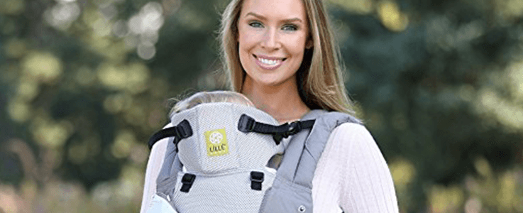 LILLEbaby All Seasons Ergonomic Baby & Child Carrier