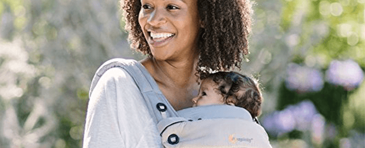 Ergobaby Bundle Baby Carrier with Snug Infant Insert