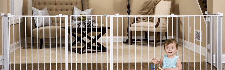 Best Baby Gates Of 2018 Safewise Buyers Guide