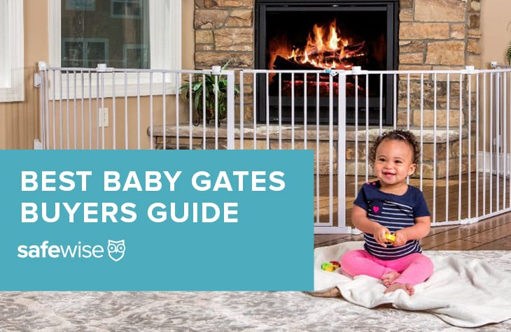 safewise 2018 best 10 baby and safety gates