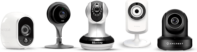 15 Best Home Security Cameras of 2017 - Indoor & Outdoor