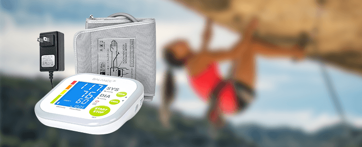 Balance Blood Pressure Monitor