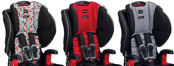 britax fontier clicktight car seat
