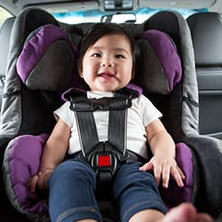 What are the child safety seat laws in each state?