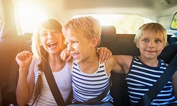 Child Passenger Safety: Your On-the-Road Guide