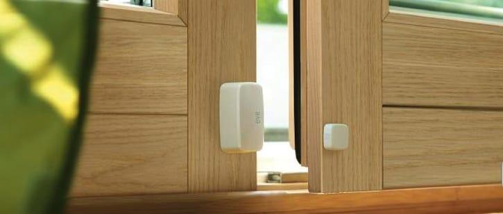Elgato Eve Door/Window Sensor & 9 Top Performing Window u0026 Door Sensors of 2018 | SafeWise