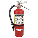 Amerex B500 Rechargeable 5-lb Extinguisher