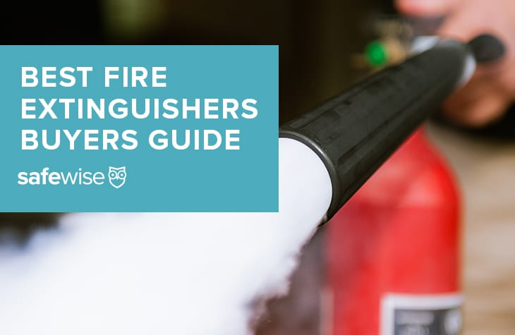 safewise 2018 best 7 fire extinguishers