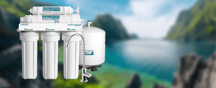 APEC 5 Stage Reverse Osmosis System