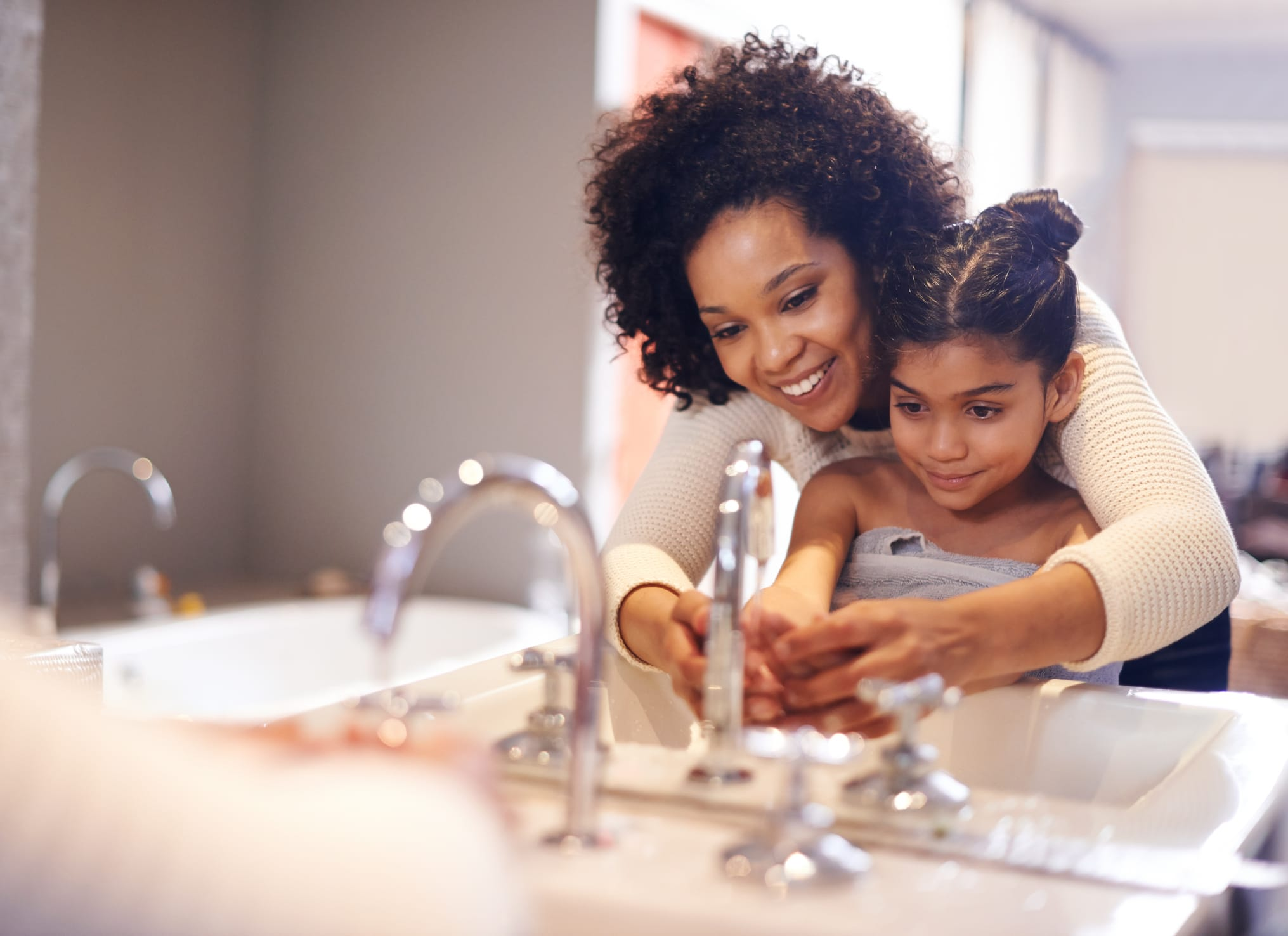 How Can I Keep My Bathroom Safe for Kids?