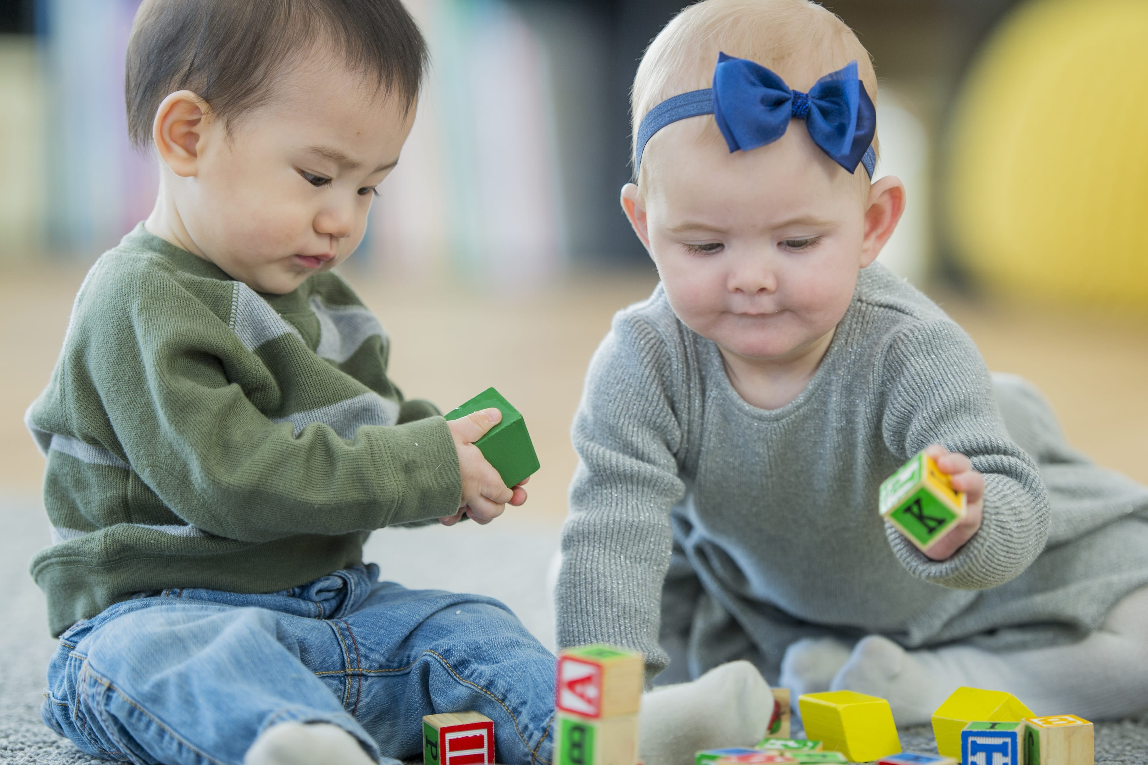 'What Should I look for in a Daycare to Ensure My Child's Safety?