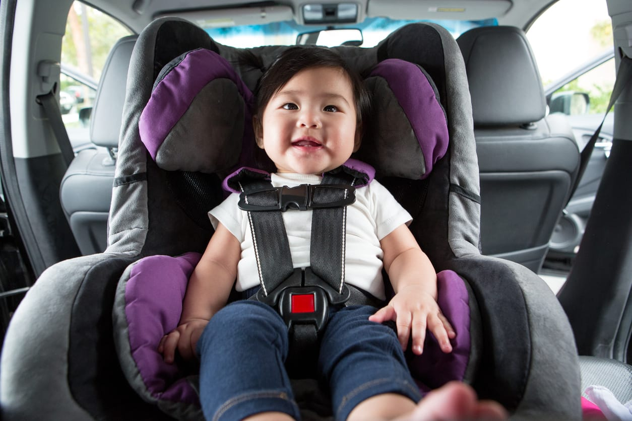What Are The Child Safety Seat Laws In Each State