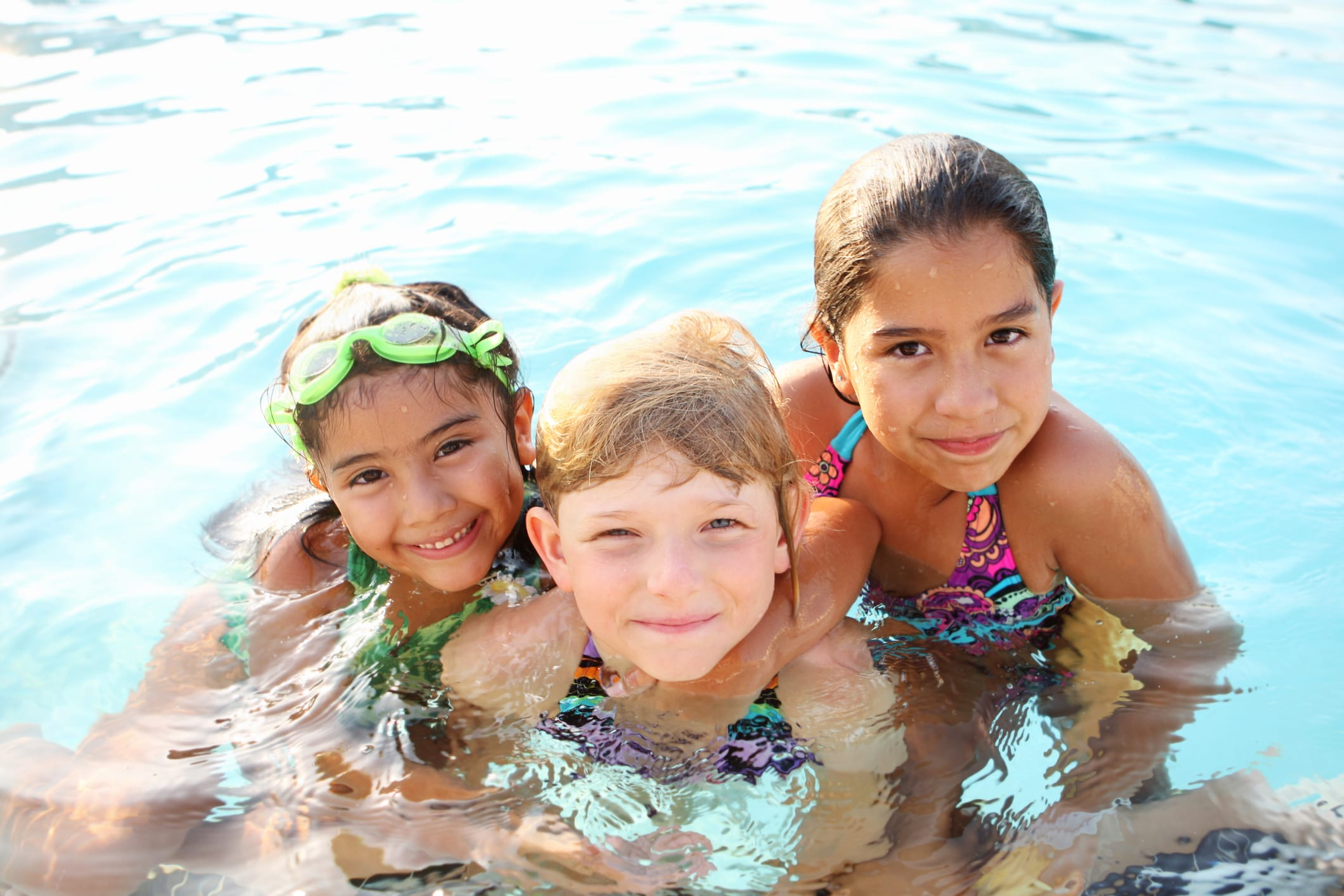 How Can I Keep My Child Safe in the Pool or at a Lake?