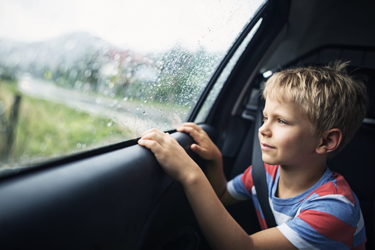 When Can Kids Ride In The Front Seat