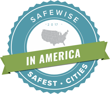 2018 Safest Cities