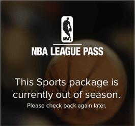 League Pass