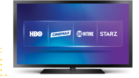 TV with channels