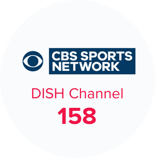 CBS Sports Network - channel 158 on DISH