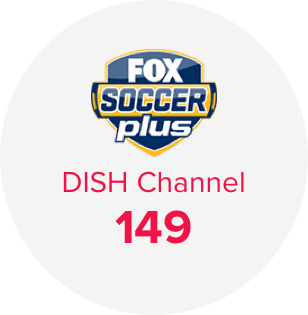 Fox Soccer Plus - channel 391 on DISH