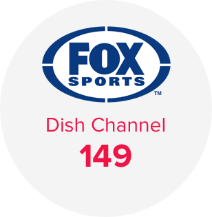 FOX Sports - Channels 149 and 150 on DISH