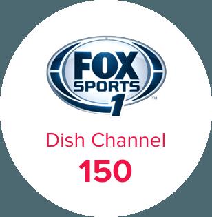 Fox Sports 1 - channel 150 on DISH
