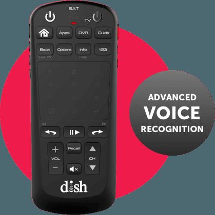 Hopper Voice Remote