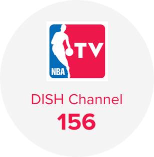 NBA TV - channel 156 on DISH
