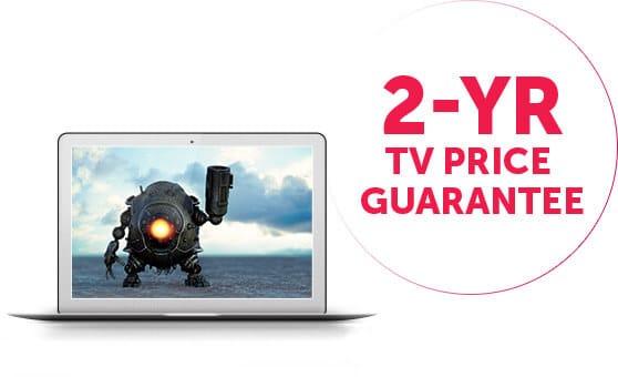 2-Year TV Price Guarantee