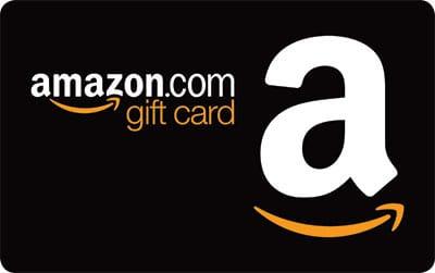 $100 Amazon.com Gift Card