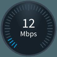 12 Mbps