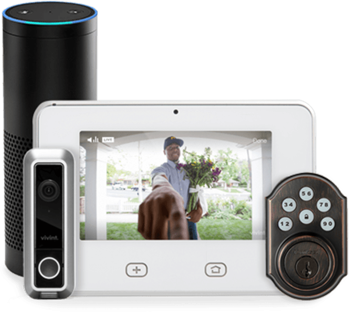 Smart home system equipment package deal
