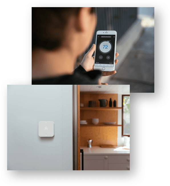 App and Thermostat