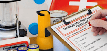 Emergency Prepared Checklist