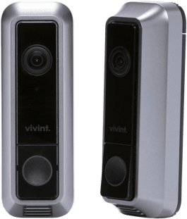 two cell phones using the vivint mobile app