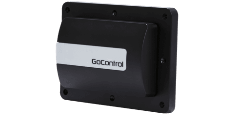 vivint garage door control
