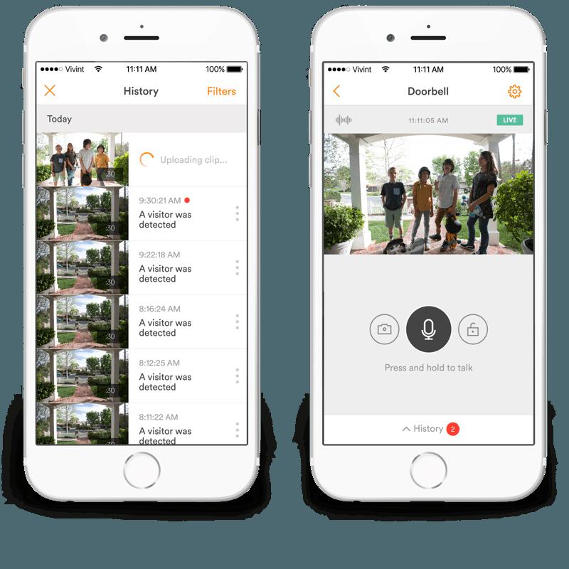 Smart Home App Phone